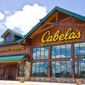 Abrasive Blast — Cabela's World's Foremost Outfitter in Louisville, KY