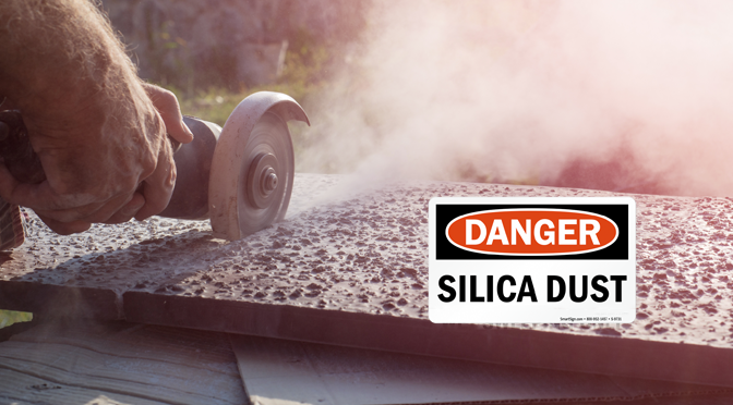 OSHA's Silica Rule and the Dangers of the Dust
