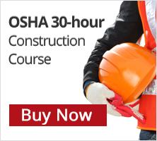 OSHA 30 Hour Online Training Course