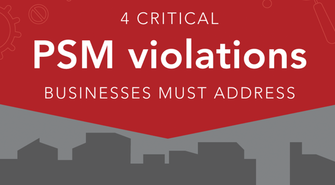 4 Critical PSM Violations Business Must Address