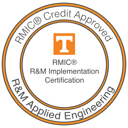 Earn the Reliability and Maintainability Implementation Certification