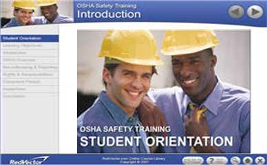 OSHA 10 Hours Online Training