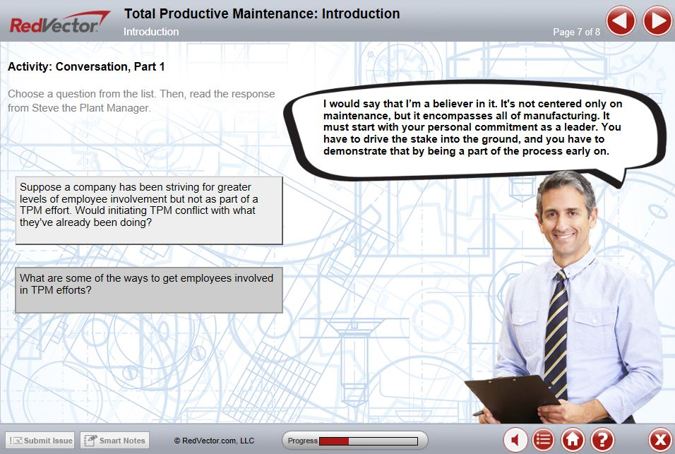 Total Productive Maintenance Online Training