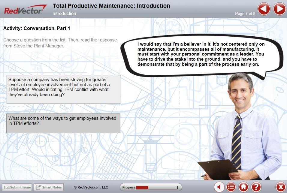 Total Productive Maintenance Online Training
