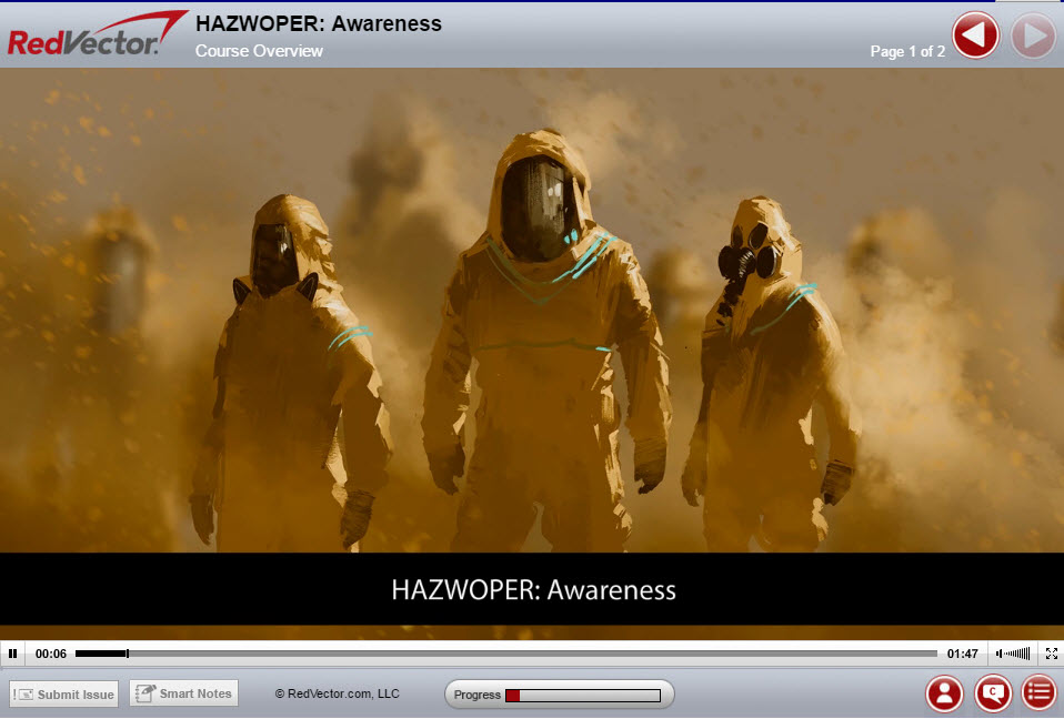 HAZWOPER Online Safety Training