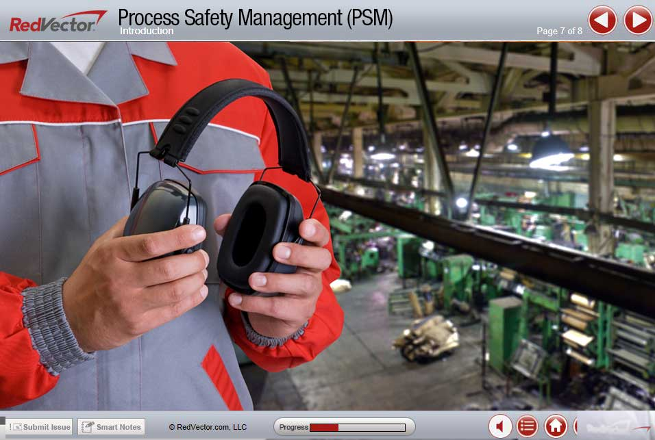 Process Safety Management Training Courses