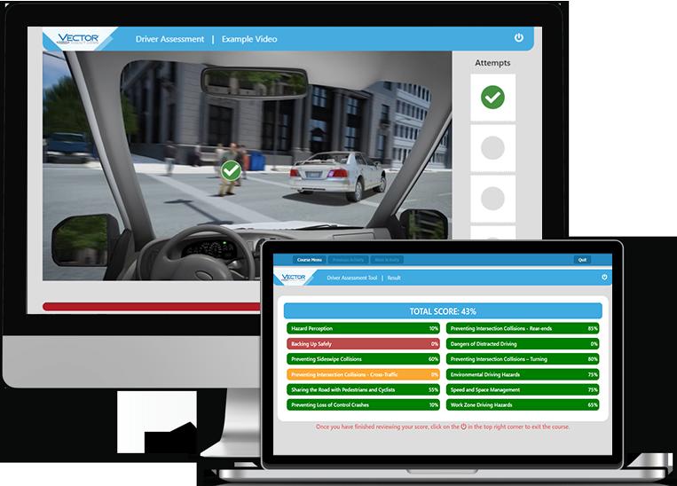 3D Driver Safety Program