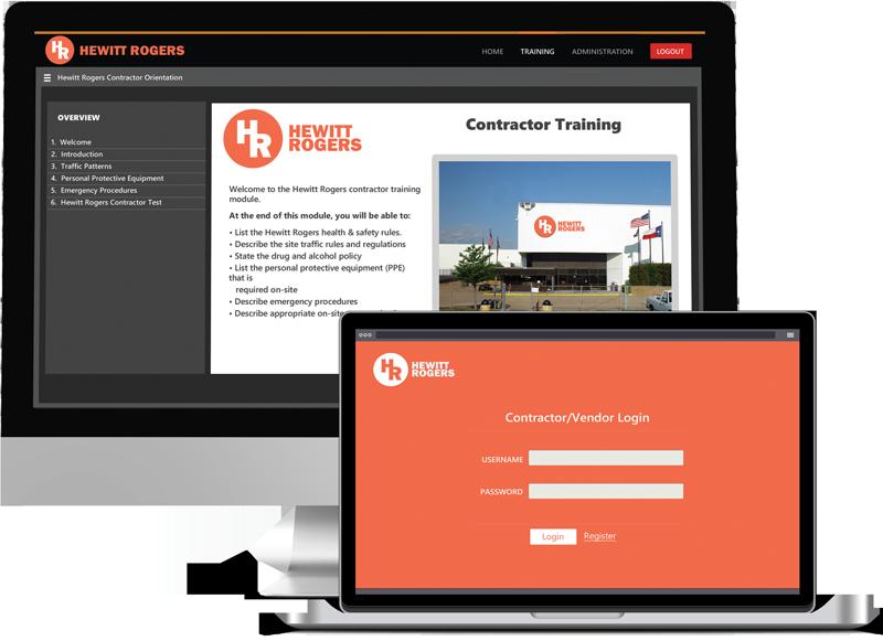 Visitor, Vendor, & Contractor Orientations
