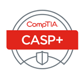 CompTIA Advanced Security Practitioner (CASP+) Certification
