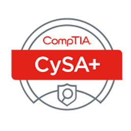 CompTIA Cybersecurity Analyst (CySA+) Certification