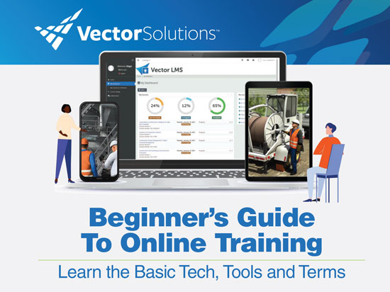 Beginner's Guide to Online Training Button