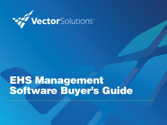 EHS Management Software Buyer's Guide Button