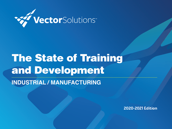 State of Manufacturing and Industrial Training 2021 Button