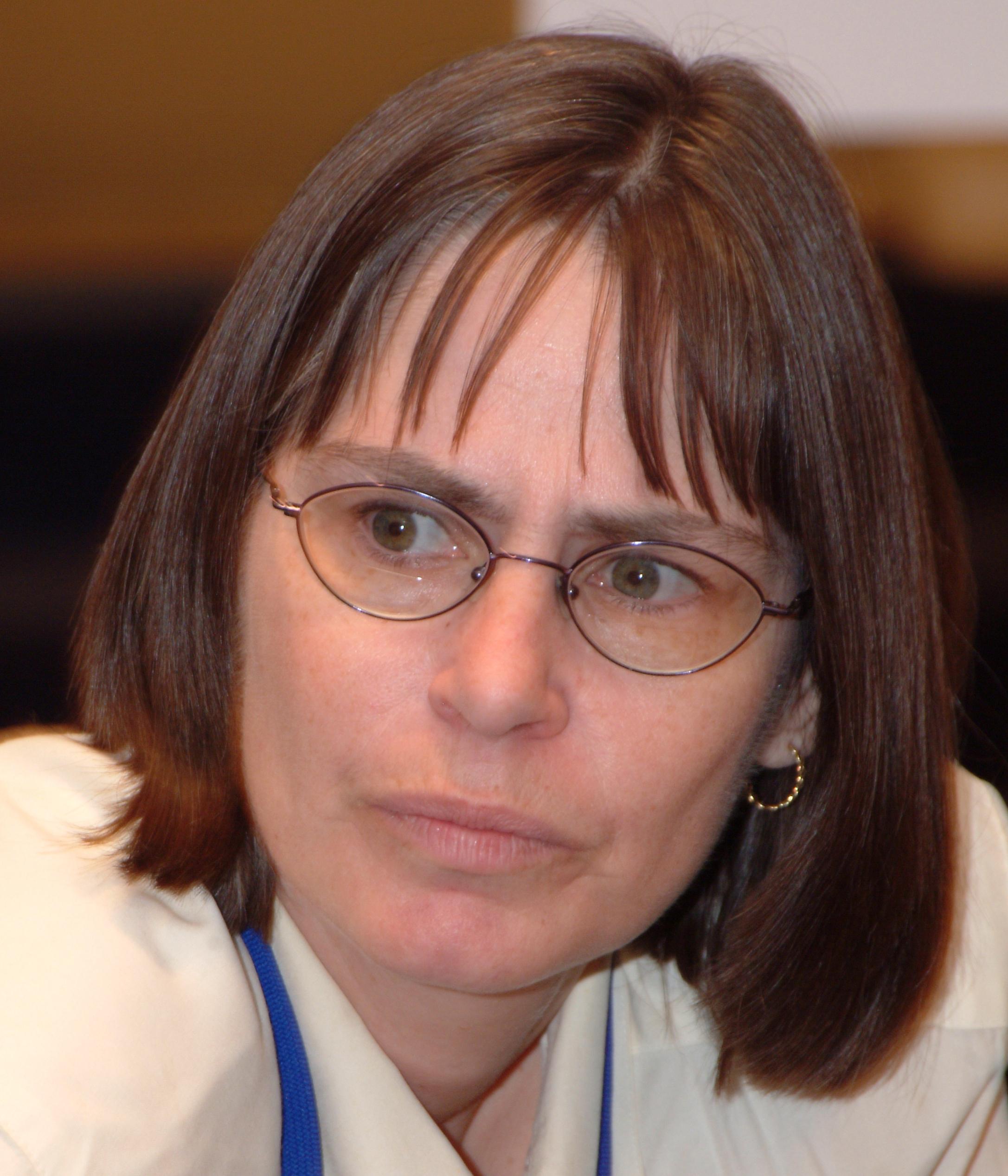 Bernadette Mauro headshot