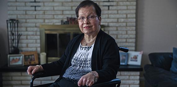 Donna Lowich, Senior Information Specialist