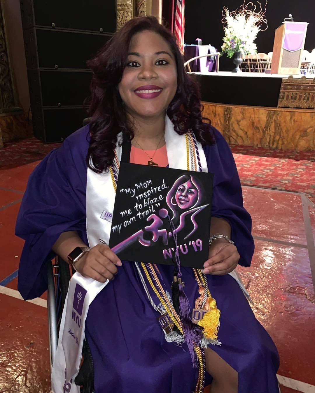 Johileny Meran graduation