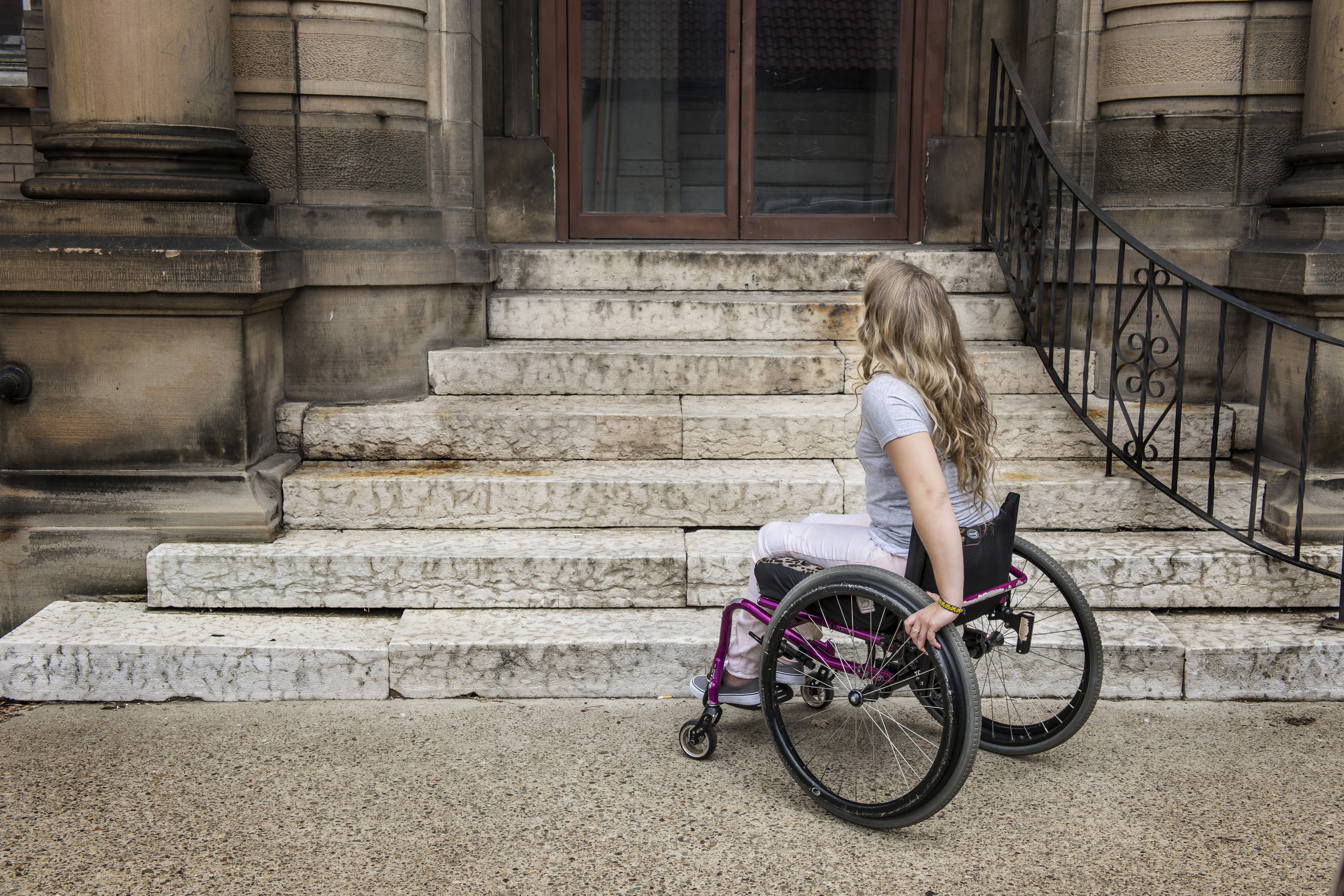 The intersection between disability and mental health is very important