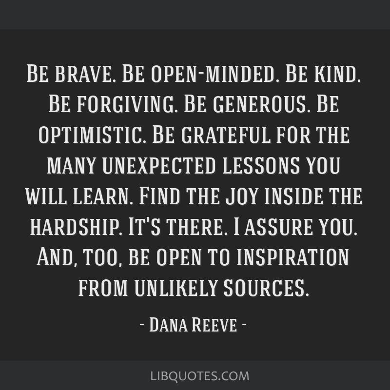 Dana Reeve quote