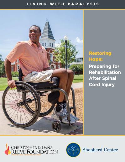 """""""Restoring Hope"""" booklet cover"""