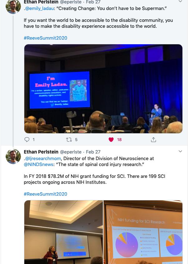 Ethan Perlstein Twitter
