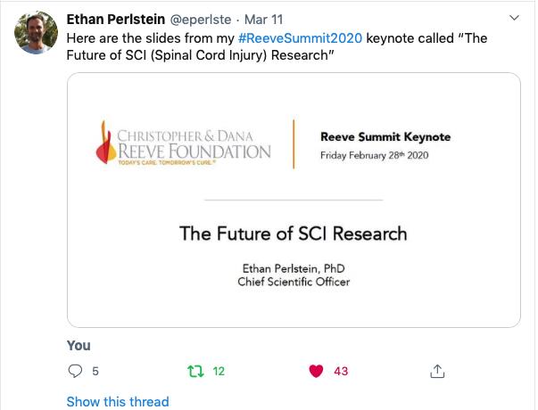 Ethan Perstein Twitter