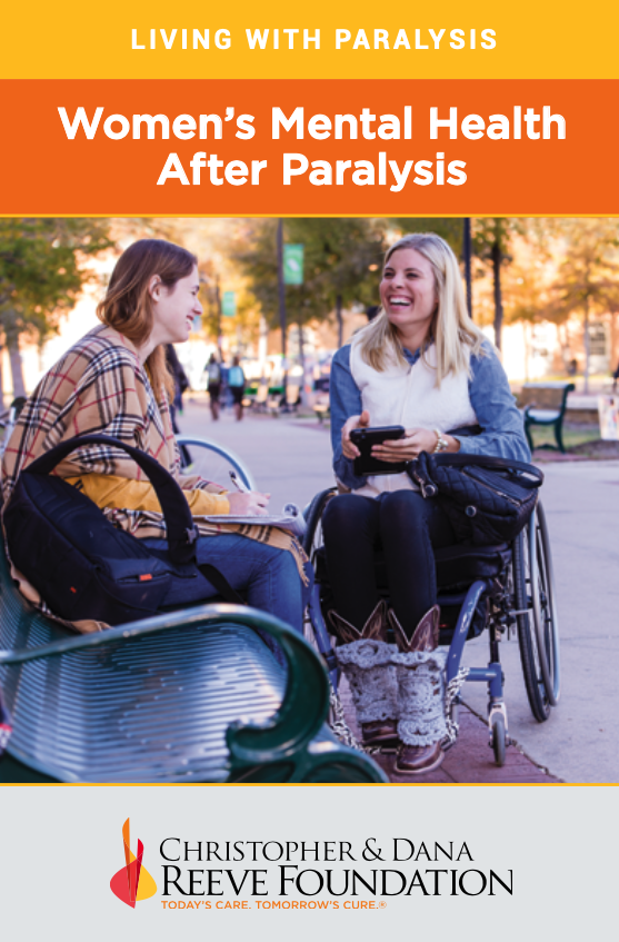 Women's Mental Health After Paralysis Booklet