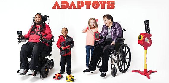 Introducing Adaptoys