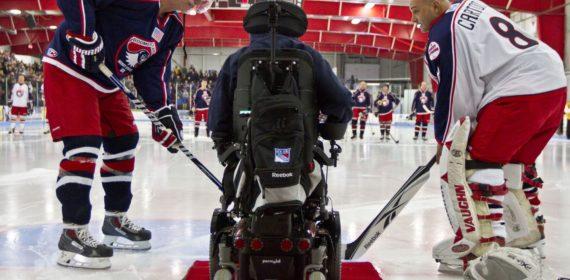 3rd Annual Mike Nichols Charity Hockey Game