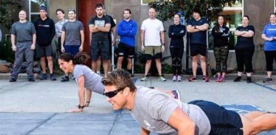 SEALFIT Unbeatable Reeve WOD Challenge