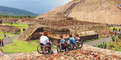 Traveling with your wheelchair