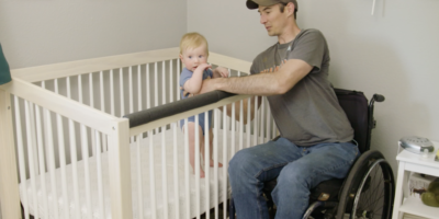 Adaptive Tools for Independence: Tools and Techniques for Parenting a Baby