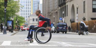 Viajar con la silla de ruedas