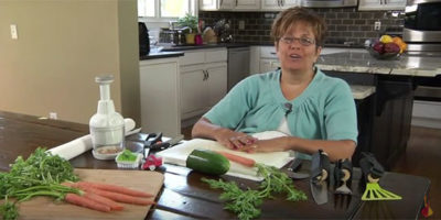 Video series: Preparing and cooking meals