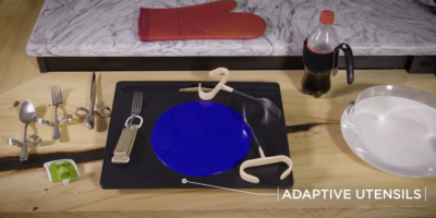 Adaptive Tools for Independence: Cooking Tools