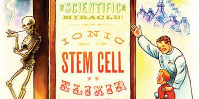 Stem cell caution