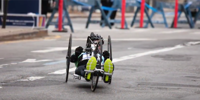 Video: Handcycling