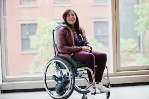 Disabled Women Make History: Johileny Meran