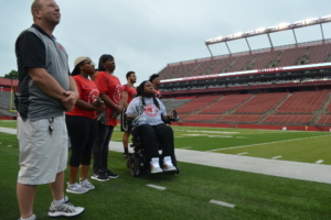 Join me at the first annual Eric LeGrand Flag Football Tournament!