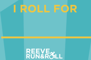 Reeve Run & Roll Social Media Cheat Sheet
