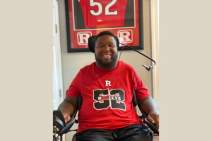 Hope Happens Here: Eric LeGrand