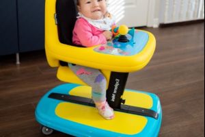 Helping provide my child with mobility while supporting their development