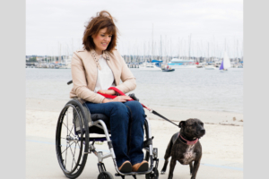 Women and Aging with Paralysis