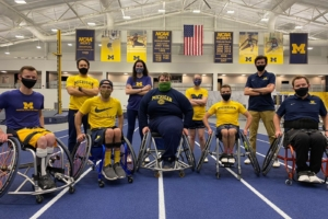 University of Michigan's Adaptive Sports and Fitness Program Makes Physical Activity Accessible for Everyone