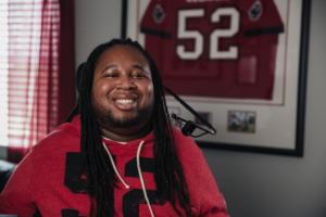 "Eric LeGrand launches web series ""Mission Possible"""