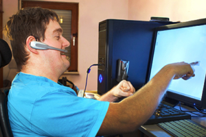 Assistive technology for all, thanks to us