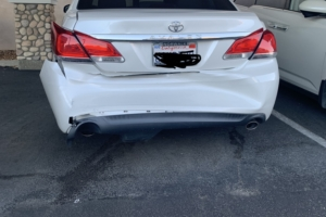My First Car Accident