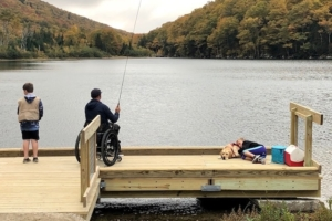 ​Our Family's First Time Fly Fishing
