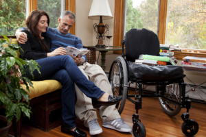 Transitioning home post-injury