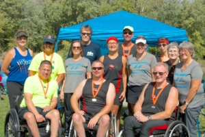 Reeve Foundation Story of Impact: Des Moines Rowing Club