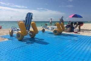 Sabrina Cohen Foundation to open accessible beach in Florida